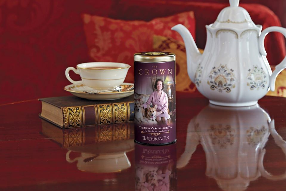 Channel Your Inner Monarch with the Queen's Afternoon Tea