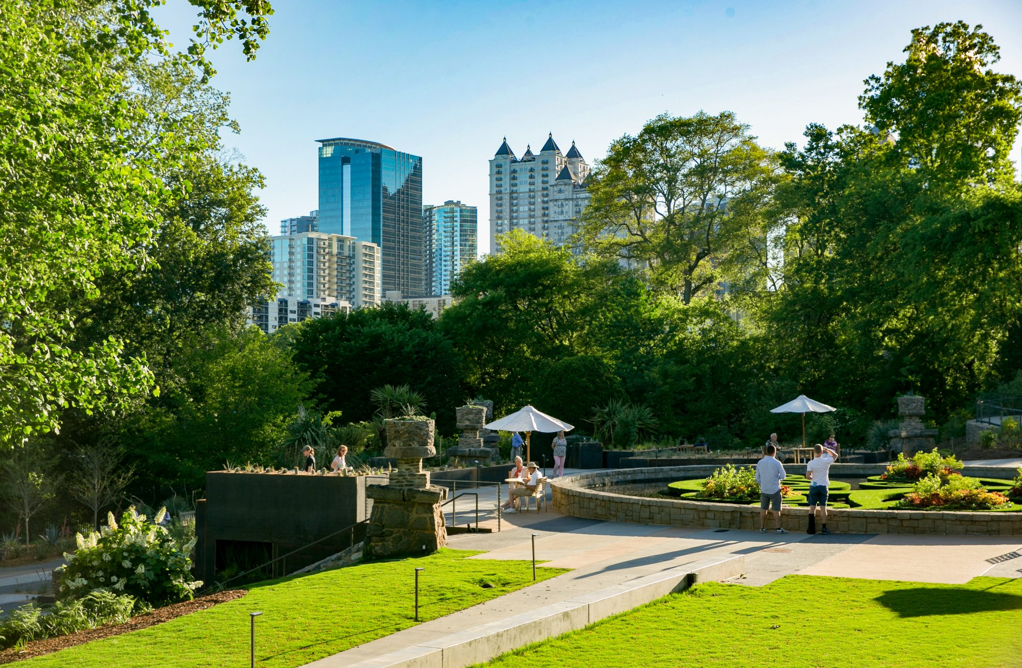 The Atlanta Botanical Garden Is the Midtown Oasis You Just Have To Visit