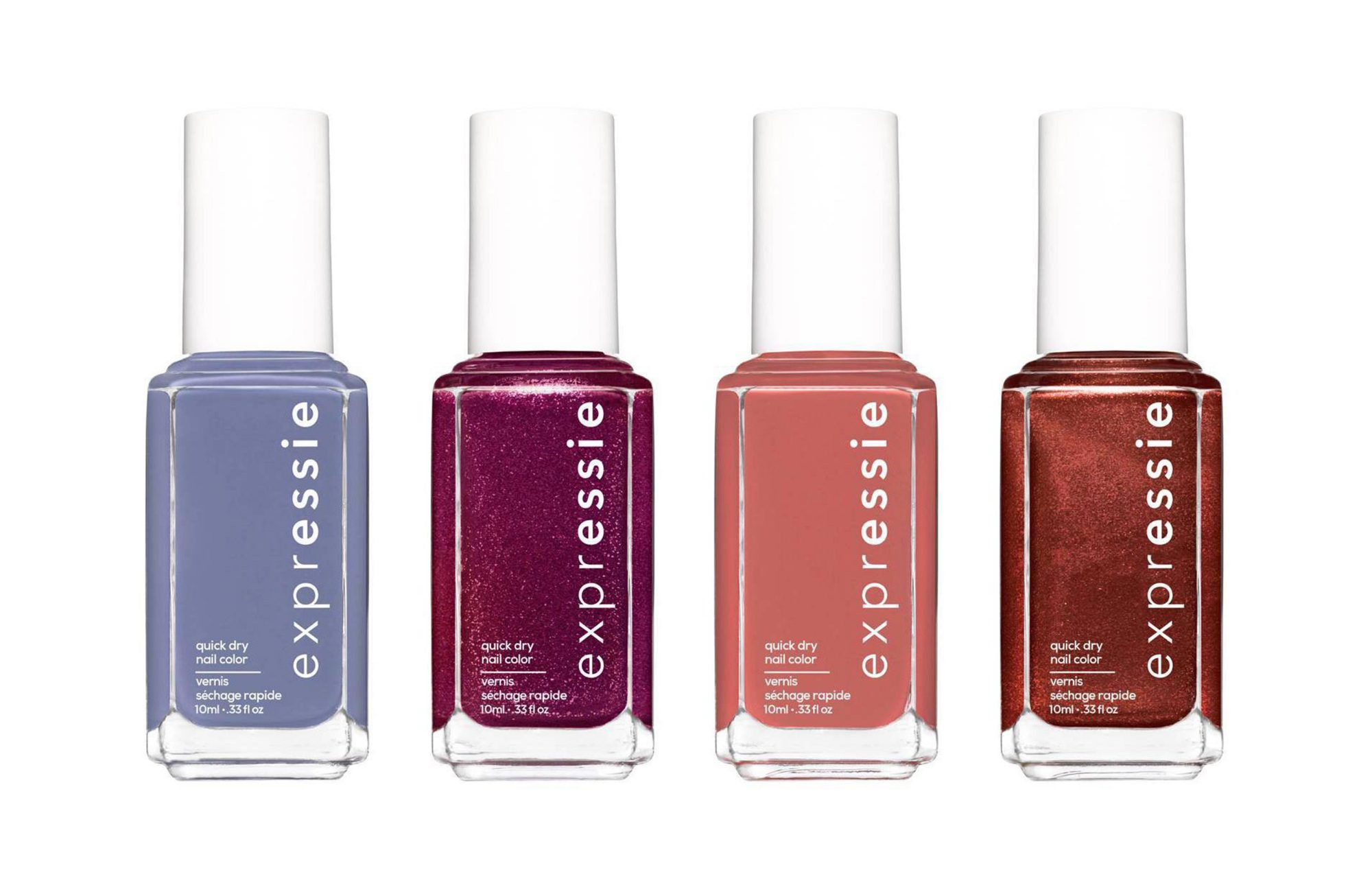 Essie's New Quick-Drying Polish Dries in 60 Seconds Flat—And Every Shade Is 25% Off Today Only
