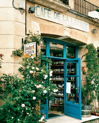 Five Small-Town French Cafés