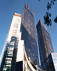 The New Time Warner Center
