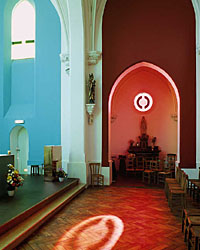 Modern Art in France's Old Churches