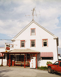 Preserving Vermont's General Stores