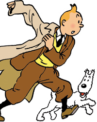 Tintin Is My Copilot | T+L Family