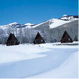 Visiting Paradise Valley, Montana in Winter