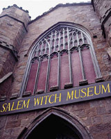 The Salem Witch Project