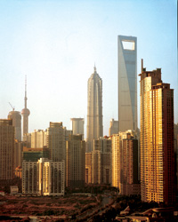 Park Hyatt, Shanghai: The World's Tallest Hotel