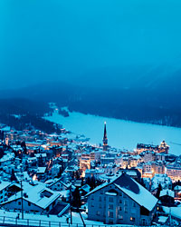 The High Life: St. Moritz