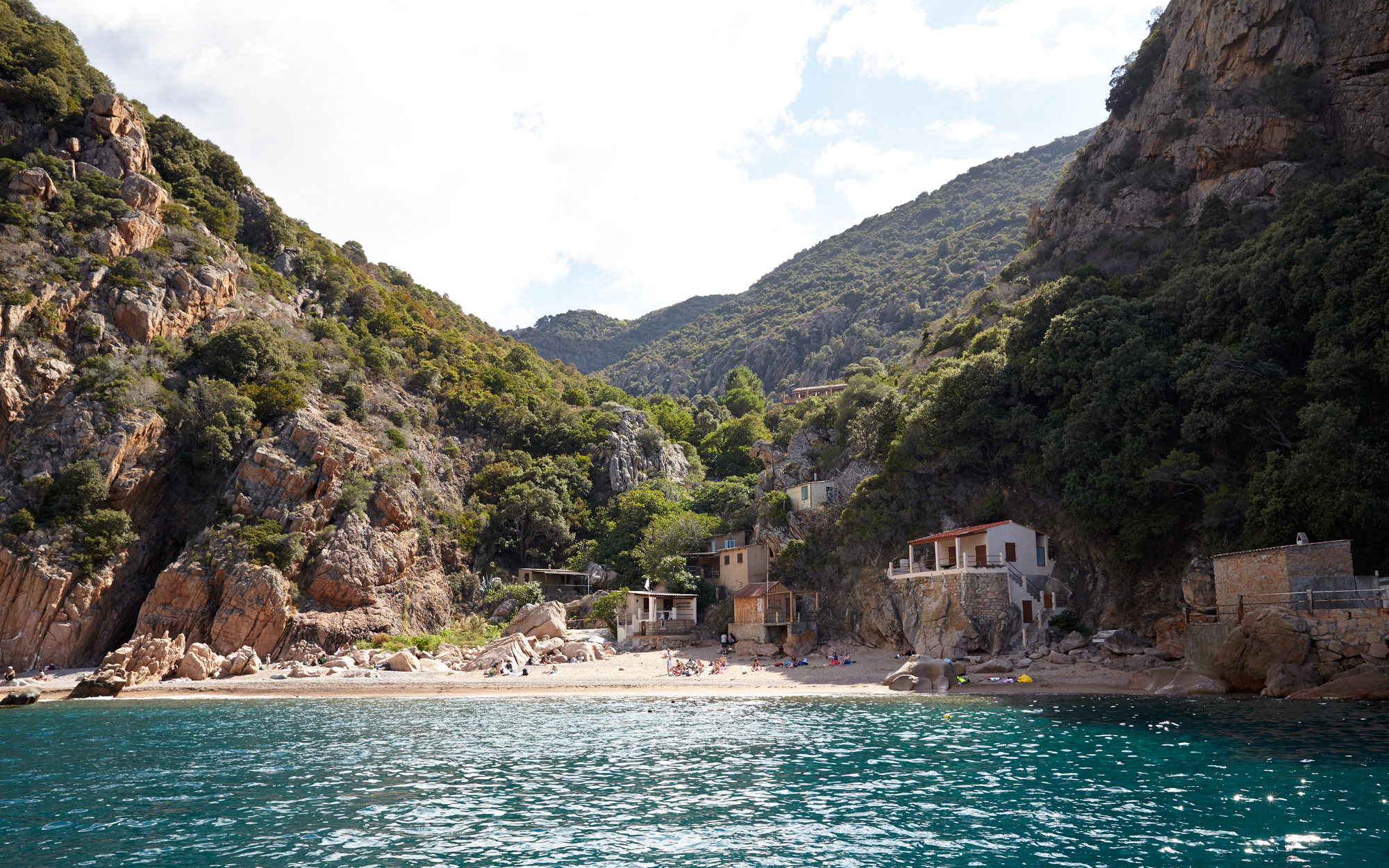 Corsica's Wild Beaches, Mountains, and Beauty