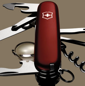 Best Swiss Army Knife for Foodies