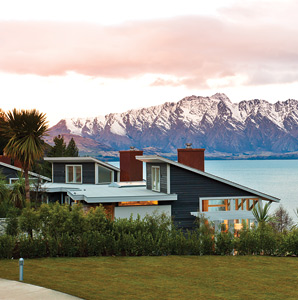 Driving New Zealand's South Island