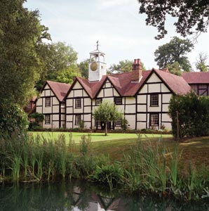 Chic English Countryside Hotels