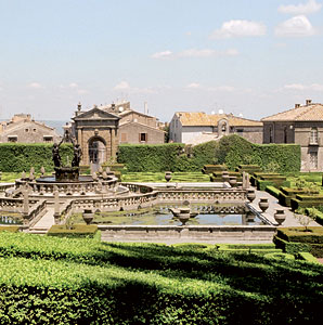 Rome's Most Beautiful Gardens