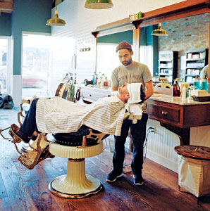 America's Best Men's Barbershops