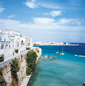 Traditional Life in Puglia, Italy