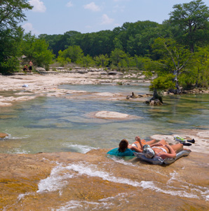 Great Summer Drives: Austin to Wimberley