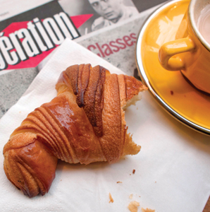Paris's Best Croissants