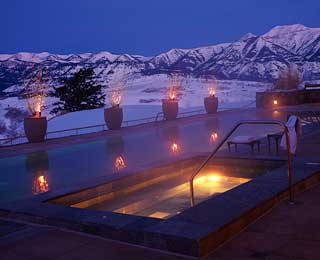 Best Hotel Hot Tubs