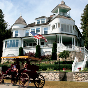Romance on Historic Mackinac Island