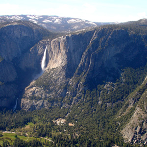 Hiking and Horseback-Riding in Yosemite