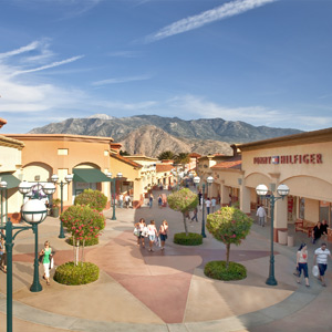 Outlet Stores and Casinos in Cabazon, CA