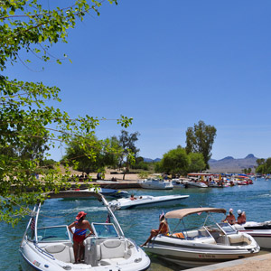 Lake Havasu City Waterfront Fun