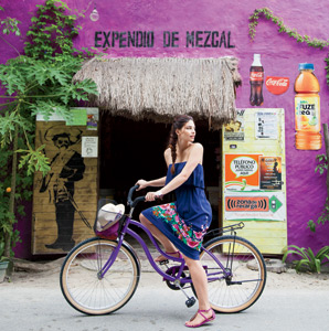 The Stylish Beaches of Tulum, Mexico