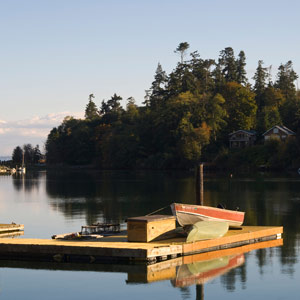 Bainbridge: Easy Island-Hopping