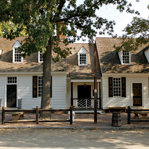 Colonial Williamsburg's Living Museum