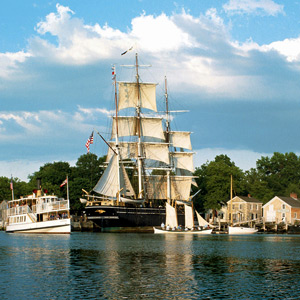 Maritime Fun in Mystic, CT