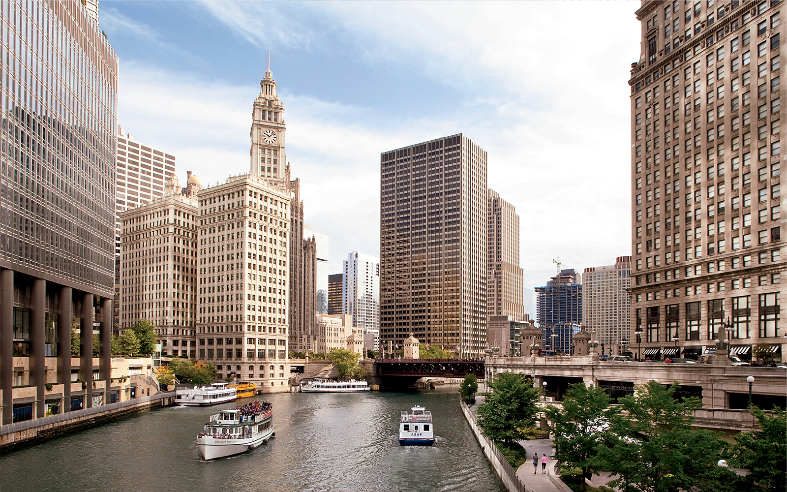 T+L's Definitive Guide to Chicago