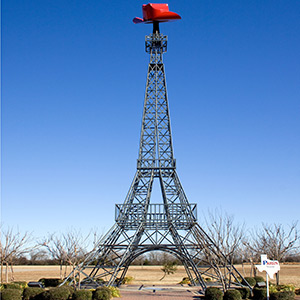 A Taste of France in Paris, Texas