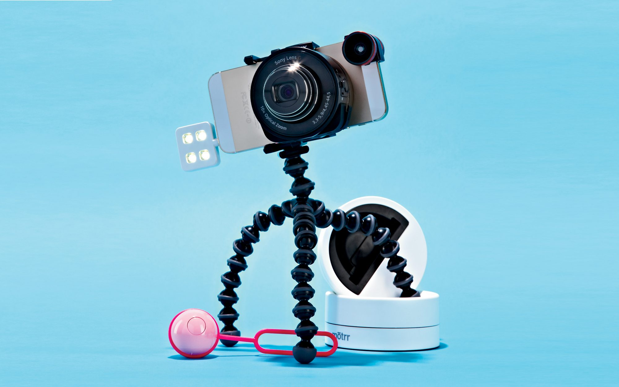 Six New Phone Accessories to Up Your Instagram Game