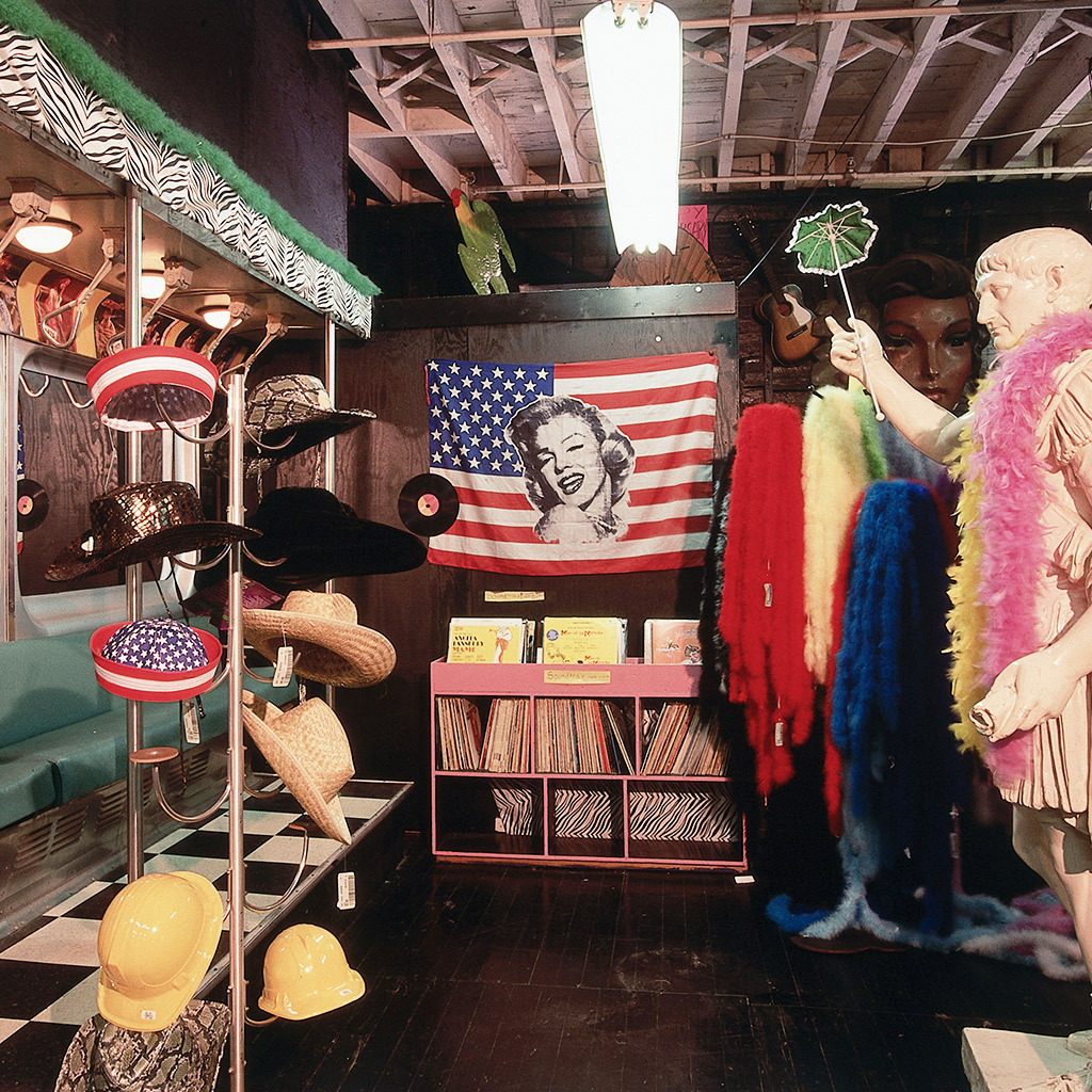 Best Vintage Stores in Boston