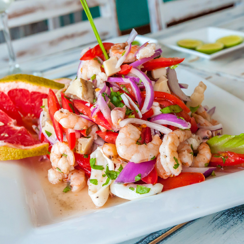 Top 5 Seafood Restaurants in Cancun