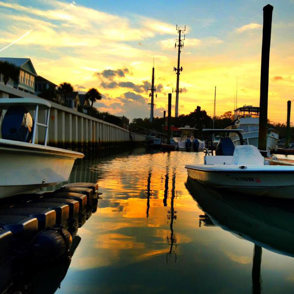 Best Things to Do on the Water Near Charleston
