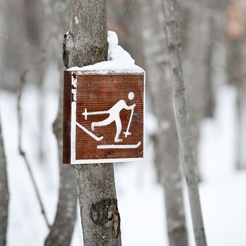 Maine's Best Cross-Country Ski Trails