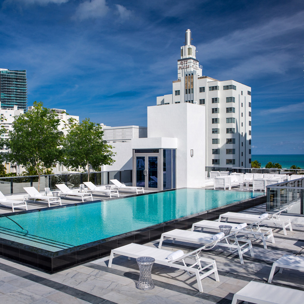 Equinox South Beach >> Top Boutique Hotels In Miami Travel Leisure