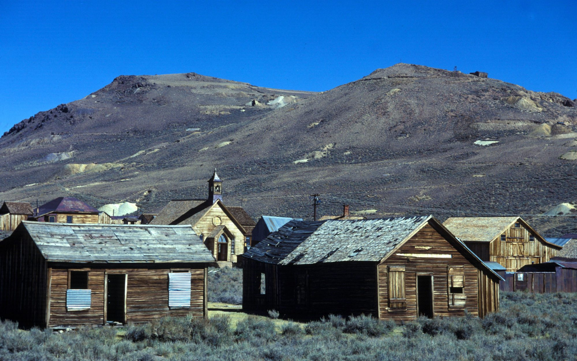 Americas Coolest Ghost Towns Travel Leisure
