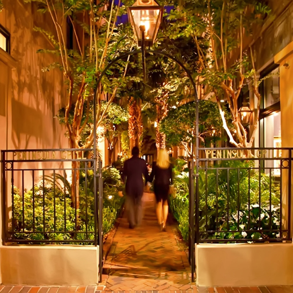 Most Romantic Restaurants in Charleston
