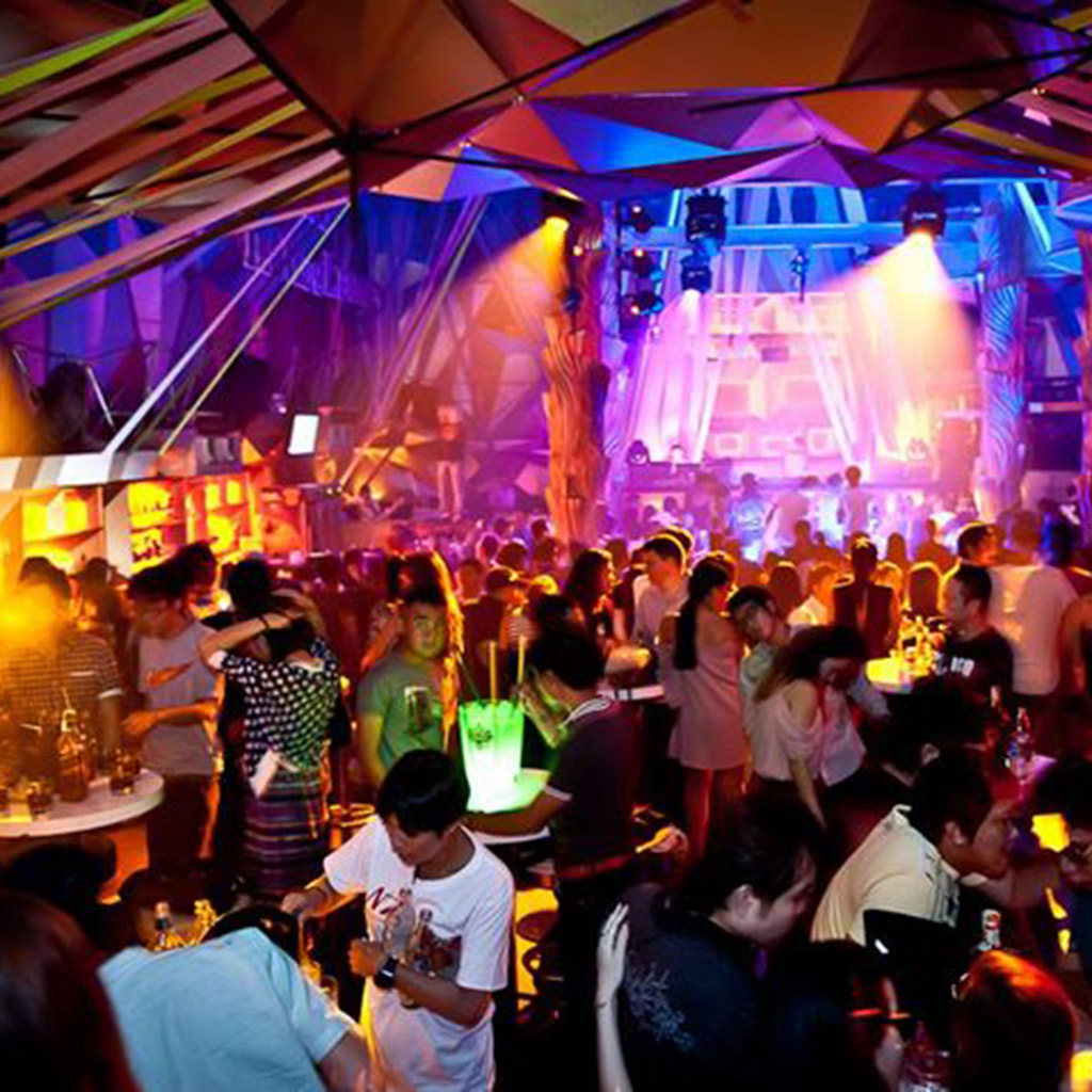Top Dance Clubs in Bangkok