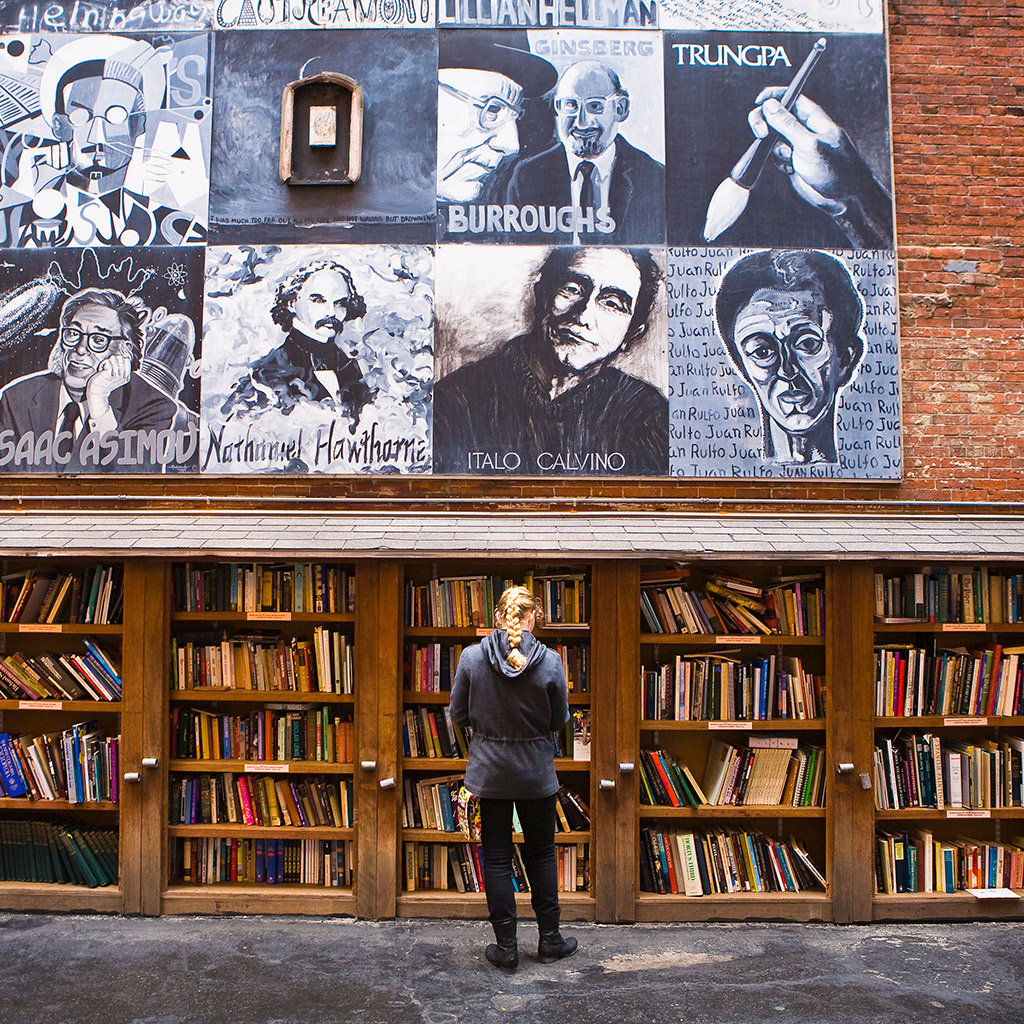 Best Bookstores in Boston