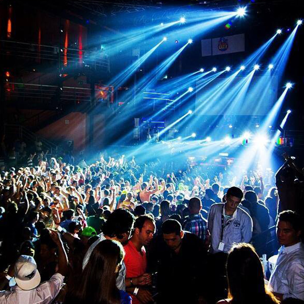 Best Nightclubs in Cancun