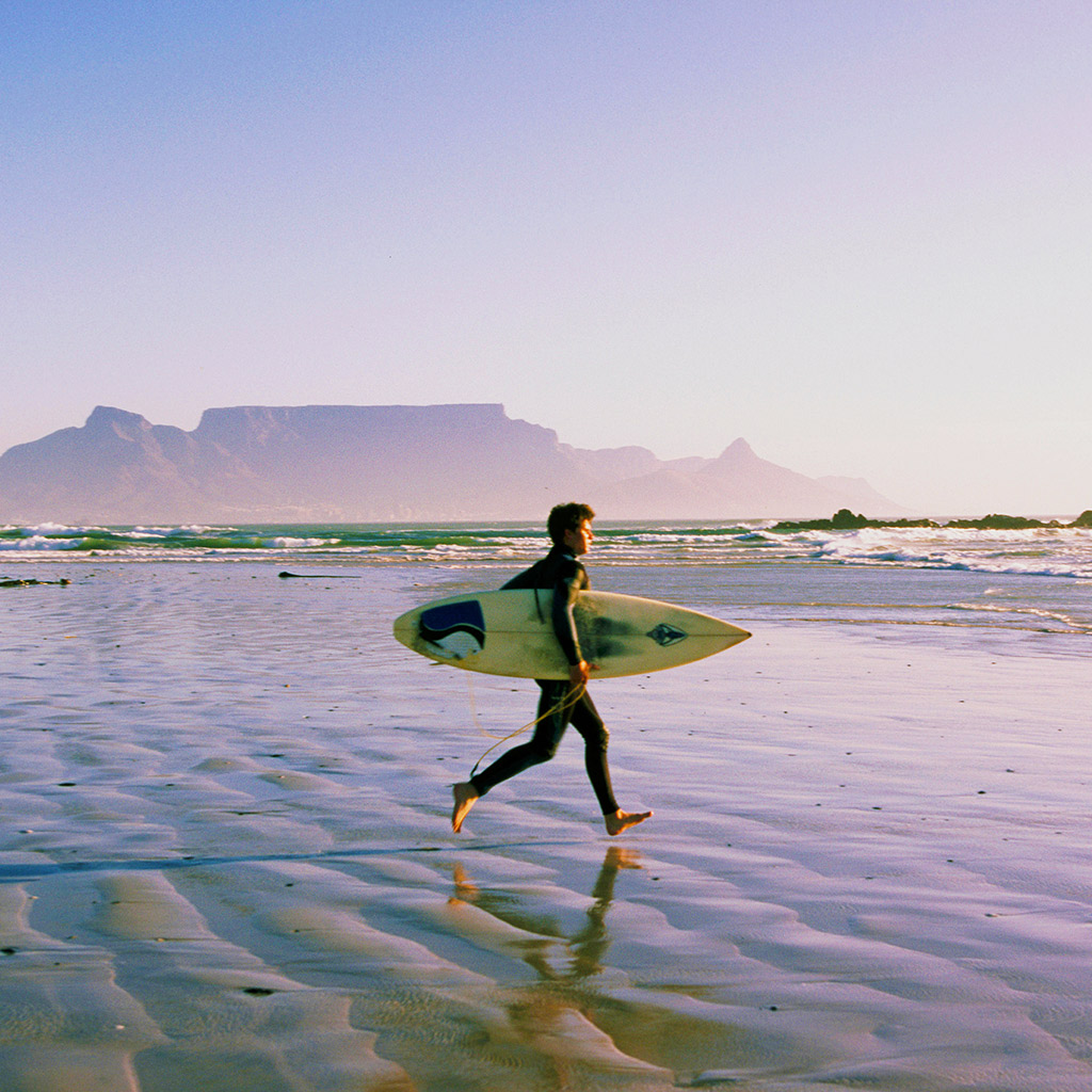 Where to Surf in Cape Town