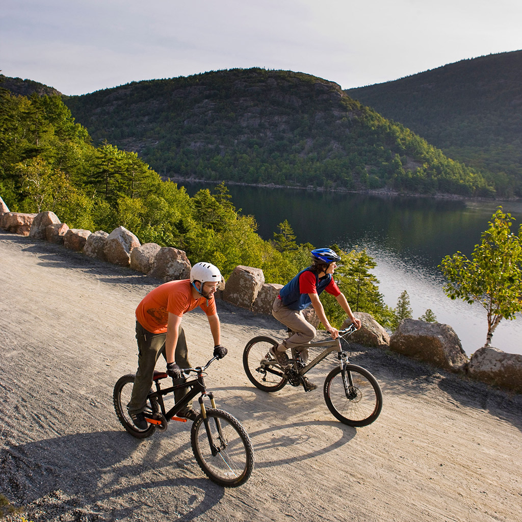 Best Places to Bike in Maine