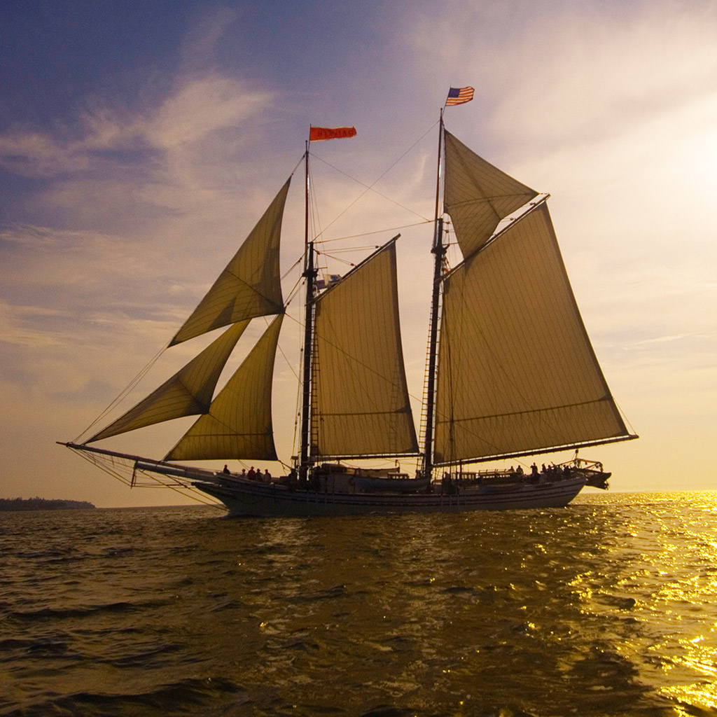 Best Sailing Day Trips on the Maine Coast