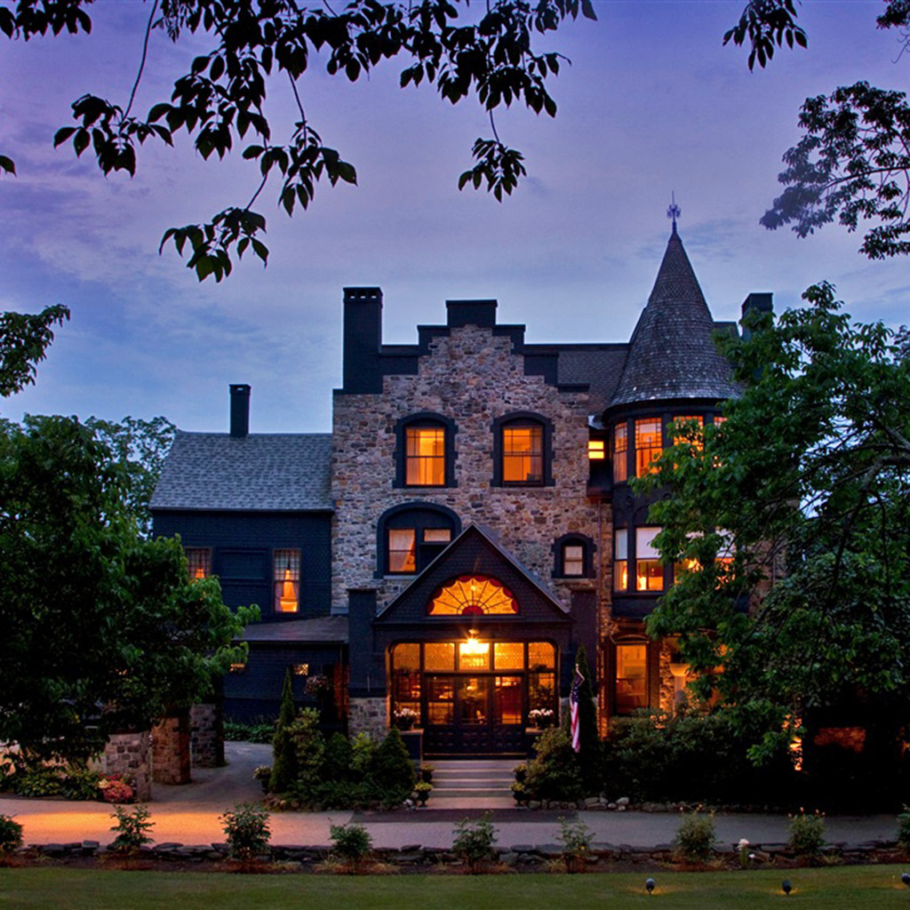Most Romantic Hotels on the Maine Coast