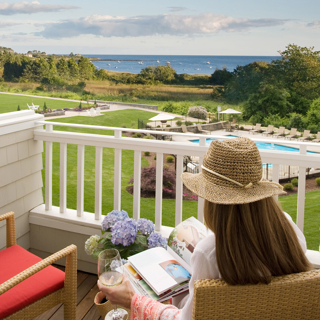 Top Hotels on the Water in Maine