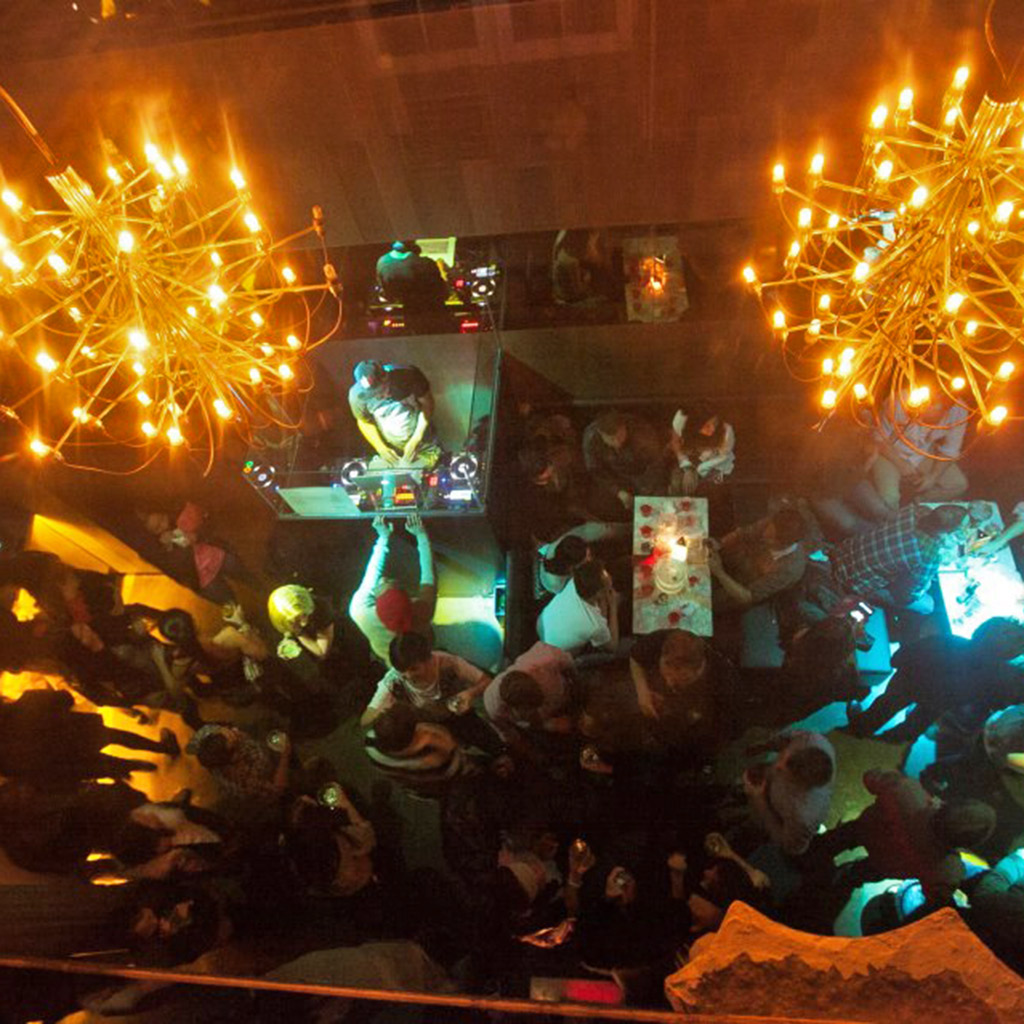 Top 5 Night Clubs in Shanghai