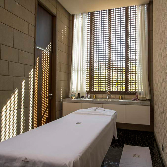 Visit Now: The Givenchy Spa at the Hotel Sahrai